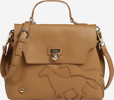 U.S. POLO ASSN. Bolso de mano en marrón, Vista del producto