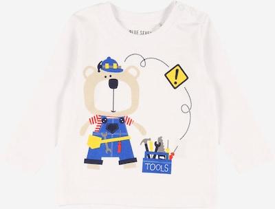 BLUE SEVEN T-Shirt en mélange de couleurs / blanc, Vue avec produit