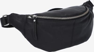 Gusti Leder Bauchtasche 'Cillian' in schwarz, Produktansicht