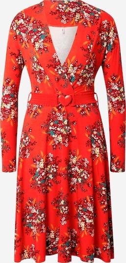 Blutsgeschwister Kleid in orange, Produktansicht