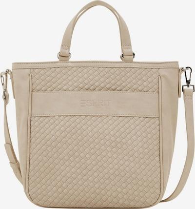 ESPRIT Handtasche in taupe, Produktansicht