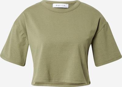 NU-IN T-Shirt in oliv, Produktansicht