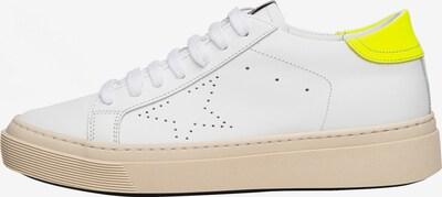 NOCLAIM Sneakers laag 'ANDREA 13' in de kleur Wit, Productweergave