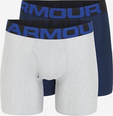 Sous-vêtements de sport UNDER ARMOUR en gris