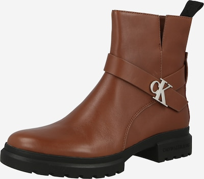 Calvin Klein Ankle Boots in Brown, Item view