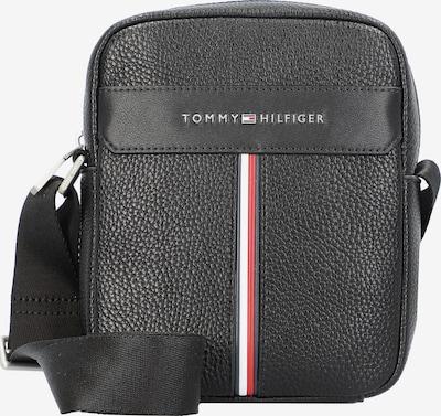 TOMMY HILFIGER Taška cez rameno 'Mini Reporter' - červená / čierna / biela, Produkt