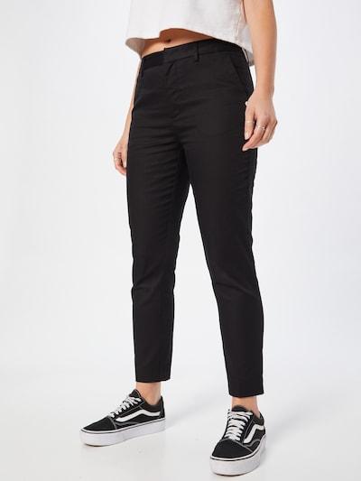 SCOTCH & SODA Pantalón chino 'Bell' en negro, Vista del modelo