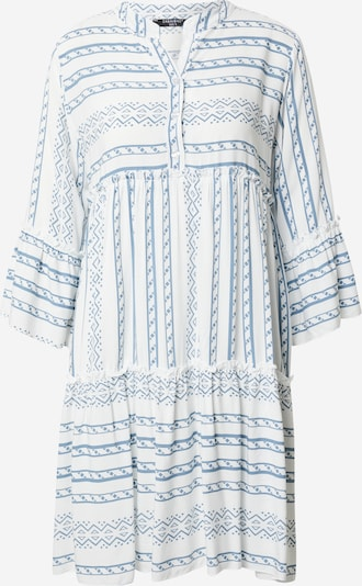 ZABAIONE Kleid 'Lisa' in hellblau / weiß, Produktansicht