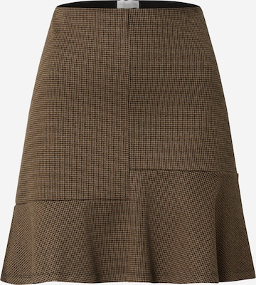 PATRIZIA PEPE Skirt 'Gonna' in Brown