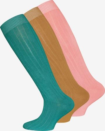 EWERS Kniestrümpfe in Mischfarben