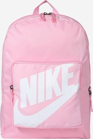 Nike Sportswear Rucksack in rosa / weiß, Produktansicht