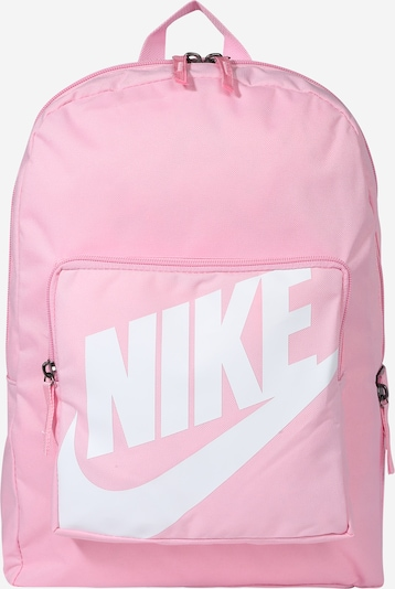 Rucsac Nike Sportswear pe roz / alb, Vizualizare produs