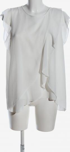SINGLE ärmellose Bluse in XL in weiß, Produktansicht
