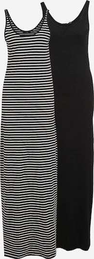 Vero Moda Tall Kleid 'NANNA' in schwarz / weiß, Produktansicht