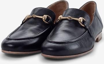 Van Laack Classic Flats 'Vala' in Black