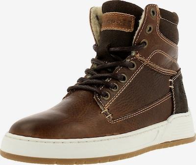 Sneaker BULLBOXER di colore marrone / marrone scuro, Visualizzazione prodotti