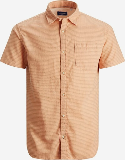 JACK & JONES Overhemd in de kleur Abrikoos, Productweergave
