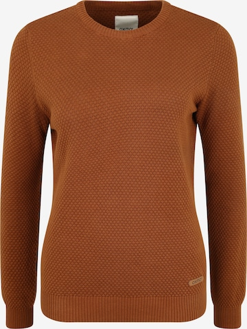 Oxmo Sweater 'Sarah' in Brown