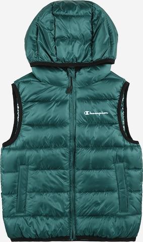 Champion Authentic Athletic Apparel Vest, värv roheline