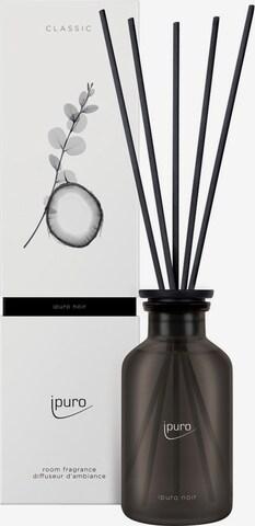 ipuro Room Scent 'Noir' in Black