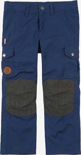 TROLLKIDS Hose in blau / dunkelgrau, Produktansicht