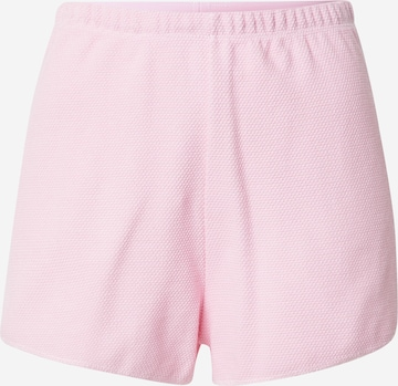 AMERICAN VINTAGE Shorts 'LIMA 09' in Pink