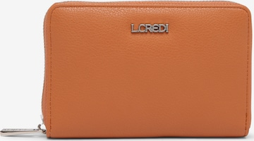 L.CREDI Geldbörse 'FILIPPA' in Orange