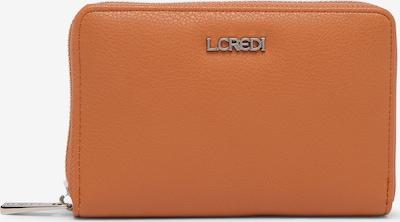 L.CREDI Geldbörse 'FILIPPA' in orange: Frontalansicht
