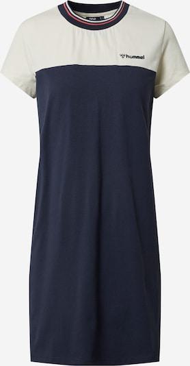 Hummel Robe de sport en bleu foncé / blanc, Vue avec produit