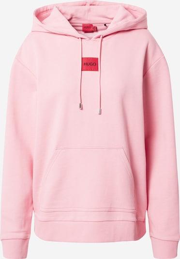 HUGO Sweatshirt 'Dasara' in de kleur Rosa / Cranberry, Productweergave