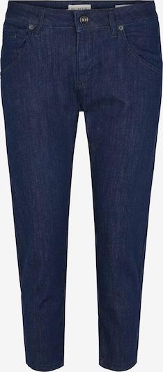 ECHTE Klassische Jeans im Cropped-Design in blau, Produktansicht