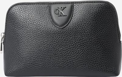 Portfard Calvin Klein Jeans pe negru, Vizualizare produs