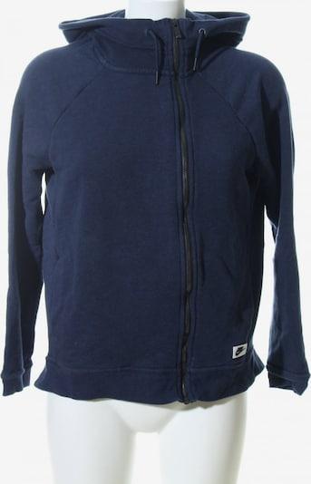 NIKE Kapuzensweatshirt in S in blau, Produktansicht