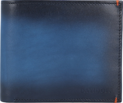 Davidoff Venice Geldbörse Leder 11,5 cm in blau, Produktansicht