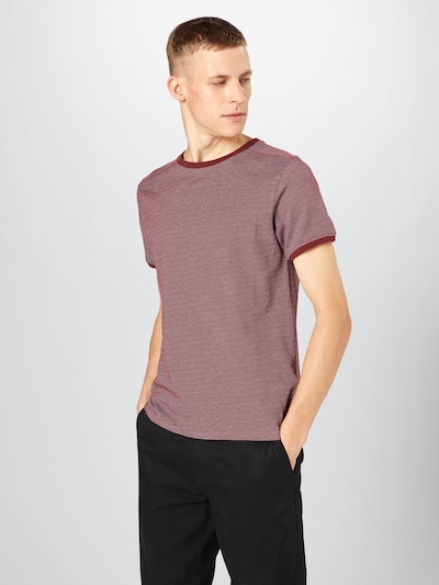 ABOUT YOU Majica 'Marlo Shirt' u smeđa: Prednji pogled