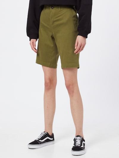 Superdry Shorts in oliv, Modelansicht