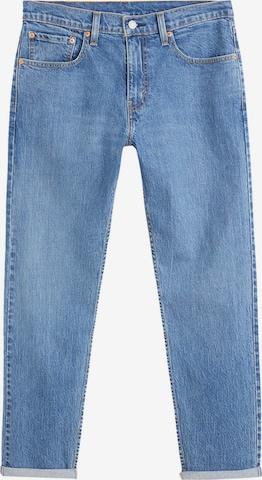LEVI'S Jeans '502 Taper Hi Ball' in Blau