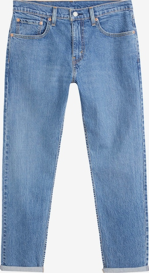 LEVI'S Jeans '502 Taper Hi Ball' in blue denim, Produktansicht