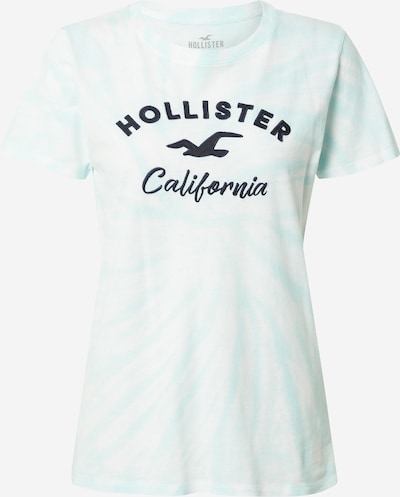 HOLLISTER Shirt in Blue / Azure / White, Item view