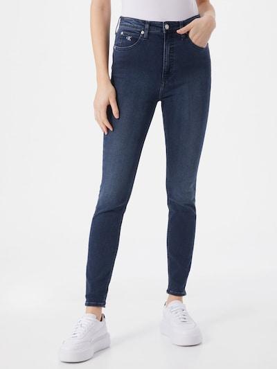 Calvin Klein Jeans Jeans in navy, Modelansicht