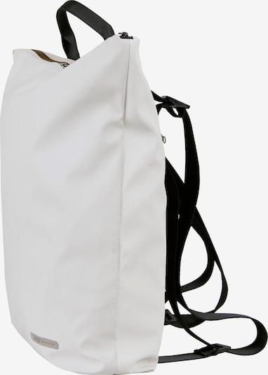 Dingy Rhythm Of The Rain Sporttasche 'Olga Olga' in weiß, Produktansicht