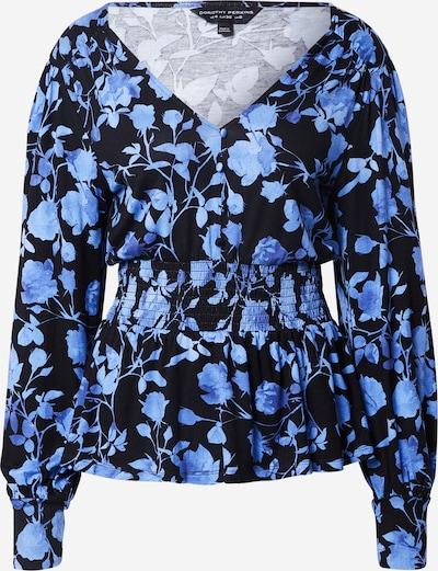 Dorothy Perkins Pluus sinine / must, Tootevaade