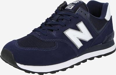new balance Sneakers laag '574' in de kleur Navy / Wit, Productweergave