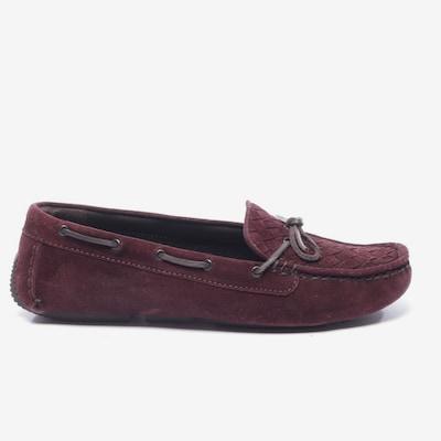 Bottega Veneta Flats & Loafers in 41 in Wine red, Item view