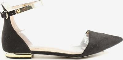 ZARA Riemchen-Sandalen in 37 in schwarz, Produktansicht