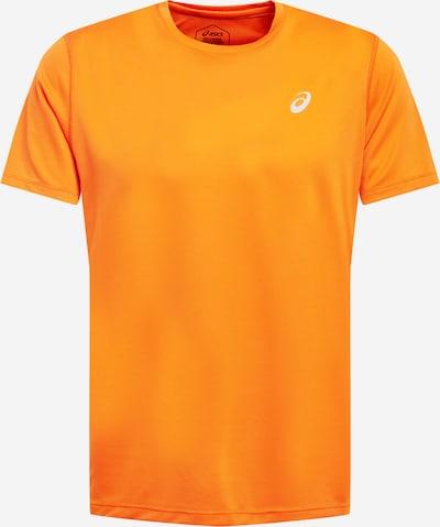 ASICS Functioneel shirt 'Katakana' in de kleur Basaltgrijs / Koraal, Productweergave