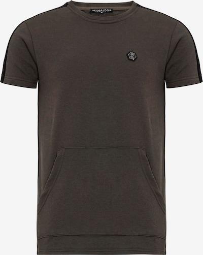 Redbridge T-Shirt Fort Worth Chill Bill Streifen in braun, Produktansicht