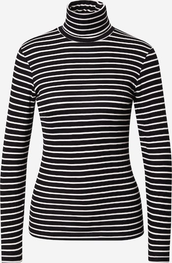 JACQUELINE de YONG T-shirt 'CAMINI' i svart / vit, Produktvy