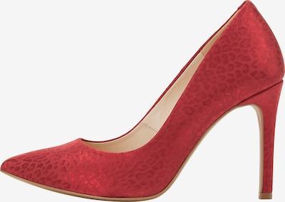 faina Pumps in de kleur Rood / Pastelrood, Productweergave
