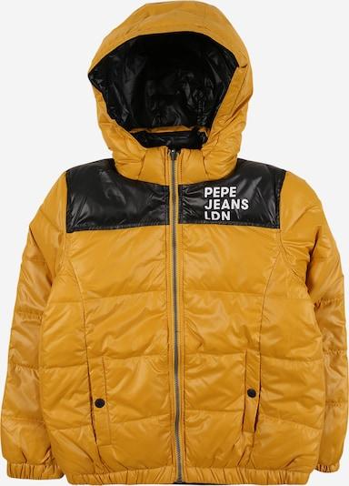 Pepe Jeans Veste d'hiver 'CAS' en jaune / noir / blanc, Vue avec produit
